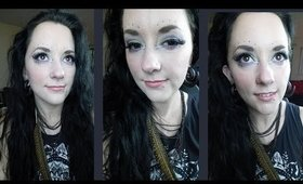 Festival Inspired Makeup Look