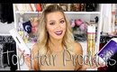 My Top 10 Hair Products