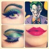 Joker Batman look