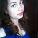 Me with natural makeup