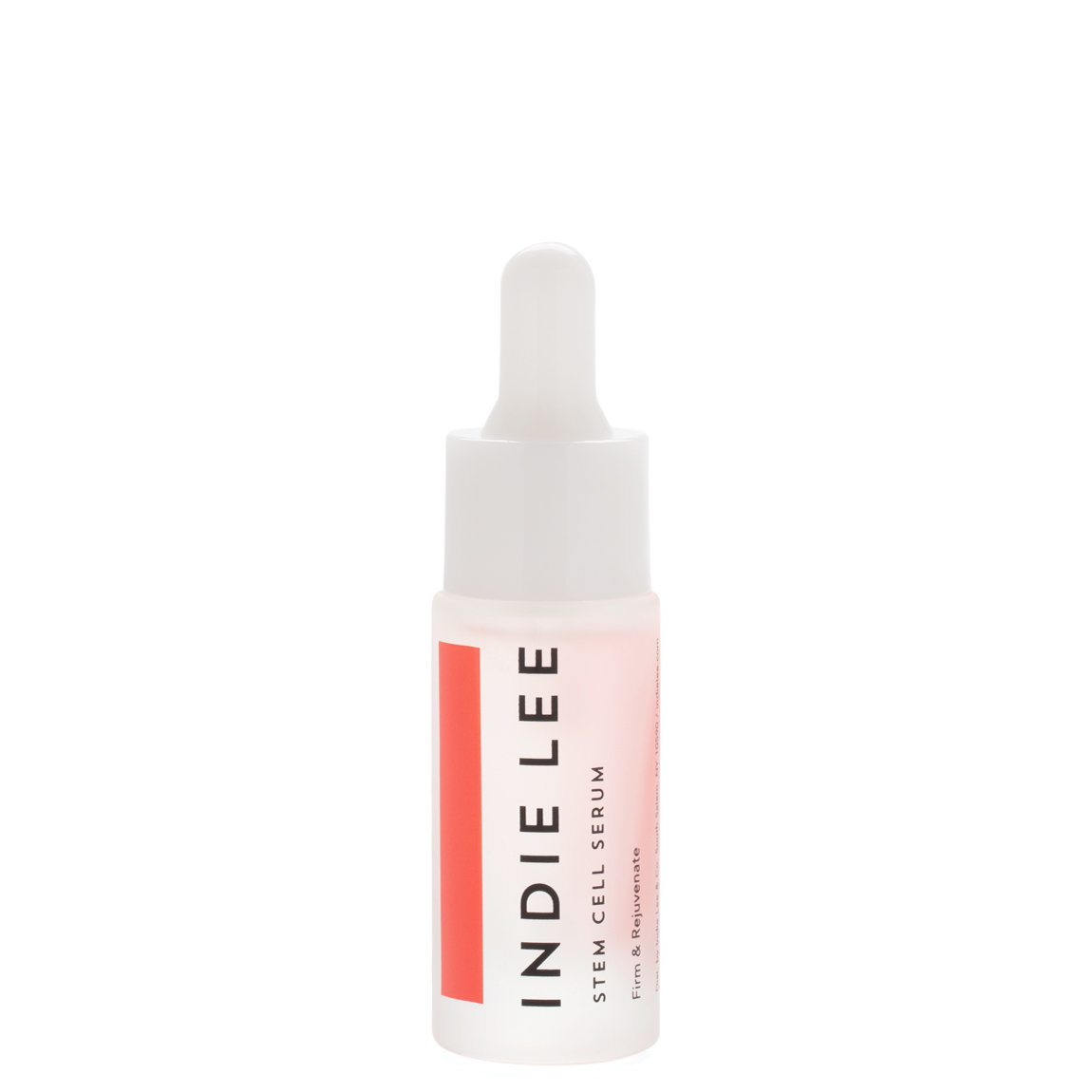 Indie Lee Stem Cell Serum 10 ml product smear.