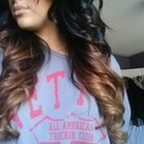 Ombré Long Hair