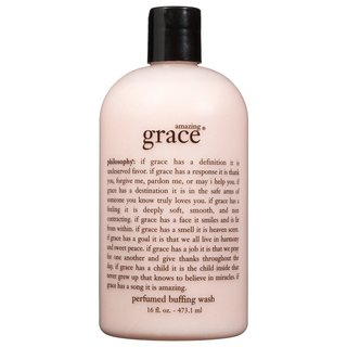 Philosophy Amazing Grace Perfumed Buffing Wash