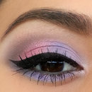 Purple & Coral for Spring