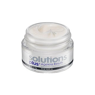 Avon Solutions Plus and Ageless Results Eye Cream
