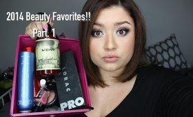2014 Beauty Favorites Part.1