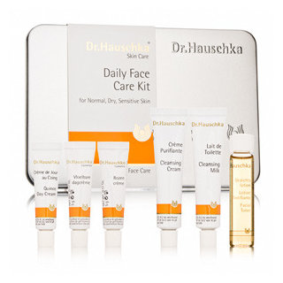 Dr. Hauschka Daily Face Care Kit-Normal