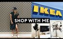 IKEA SHOP WITH ME + IKEA HAUL 2018 (BUDGET FRIENDLY) SUMMER APARTMENT MAKEOVER