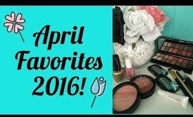 April Favorites 2016 | Angela Marie