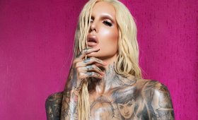 Jeffree Star Launched His Most Blinding Highlighter Yet