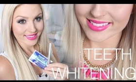 How I Whiten My Teeth! ♡ Whitening Routine Shaaanxo