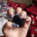Nautical stripes!