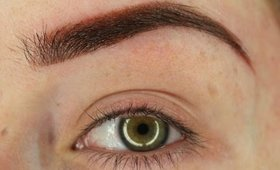 My Eyebrow Tattoo Experience -  Ombre HD Brows