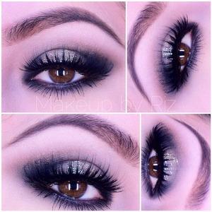 Follow me in Instagram @makeupbyriz
