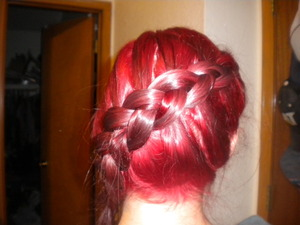 absolutely love this braid so much.. back view
