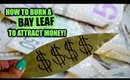 How To Burn Bay Leaves For Money! │ Use A Bay Leaf To Manifest Prosperity