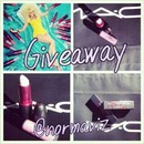 My GIVEAWAY on Instagram..