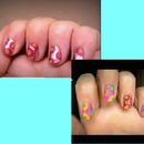 Psychedelic Nails!