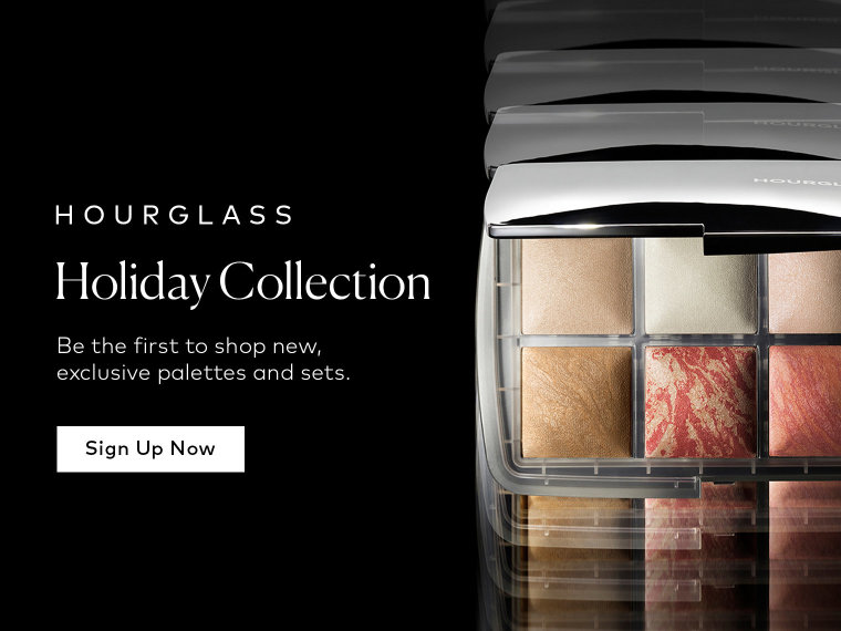 Hourglass Holiday 2019 Collection – Sign Up For Notifications.