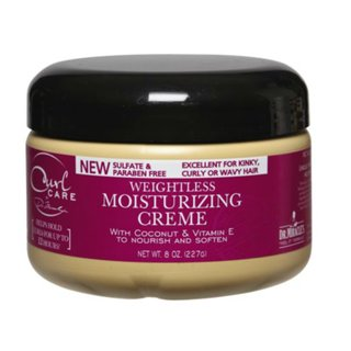 Dr. Miracle's Curl Care Moisturizing Creme