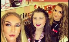 Life At Benefit Cosmetics 💕