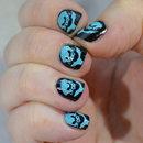 Vampire bats nails