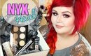 NYX Haul   New Contour and Brow Products