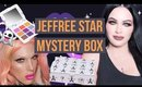 Jeffree Star Soul Sucker?!?Vampire 😈 Halloween Makeup Mystery Box Unboxing 👻