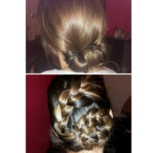 great for summer or spring, they're quite easy just take a little bit of practice for french braiding