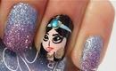♛Princess Jasmine Nails ♛
