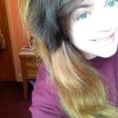 Old ombré hair