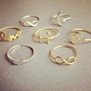 So many rings... ❤❤❤😍😍😍