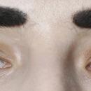 Rounded Eyeliner