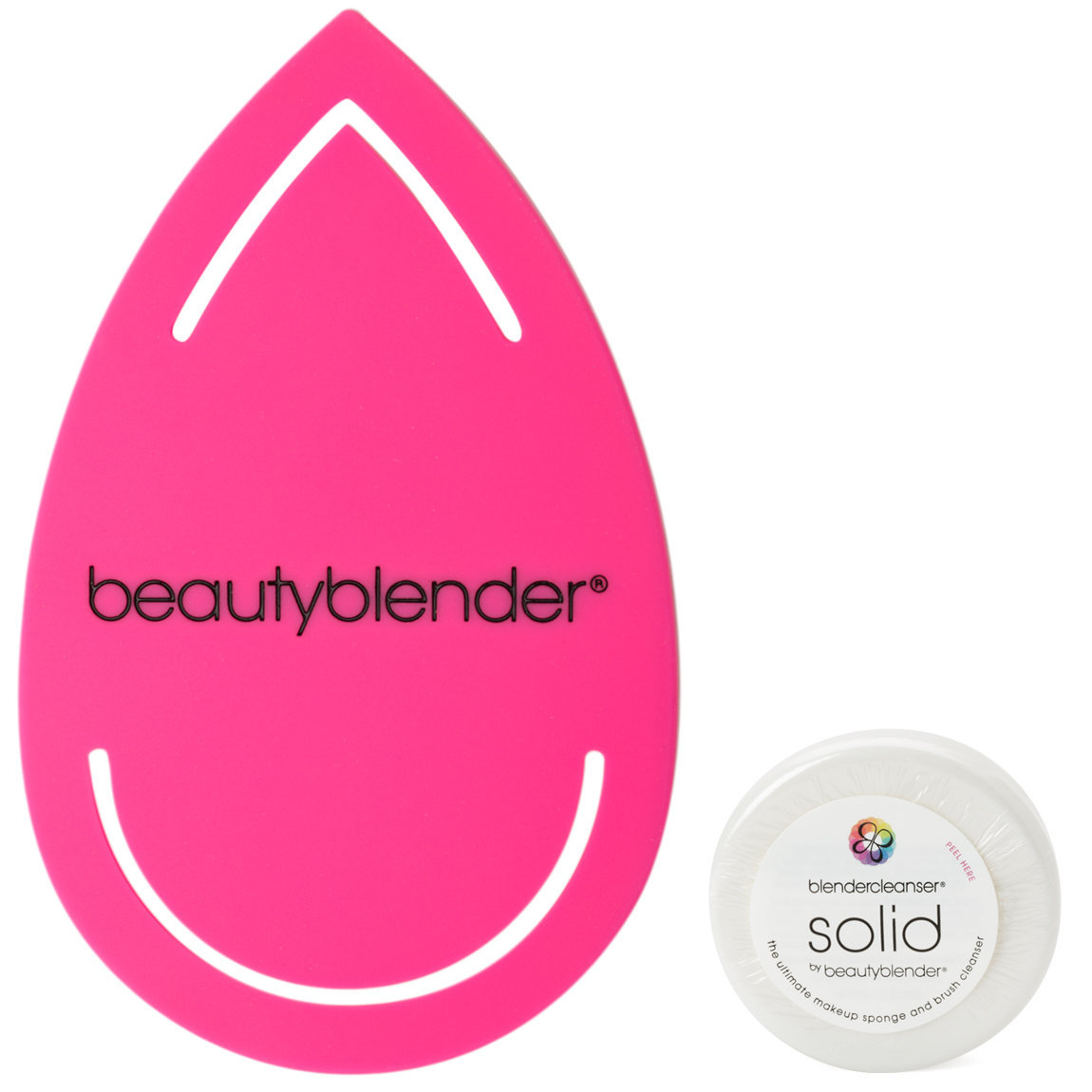beautyblender keep.it.clean product swatch.