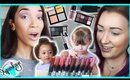 OUR TODDLERS PICK OUR MAKEUP?? Oh Boy.. | ft RavenElyseTV, Ziya & Violet