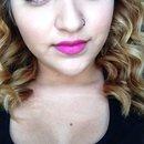 Purple pinky lipstick