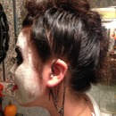 Day of the Dead Hairstyle!