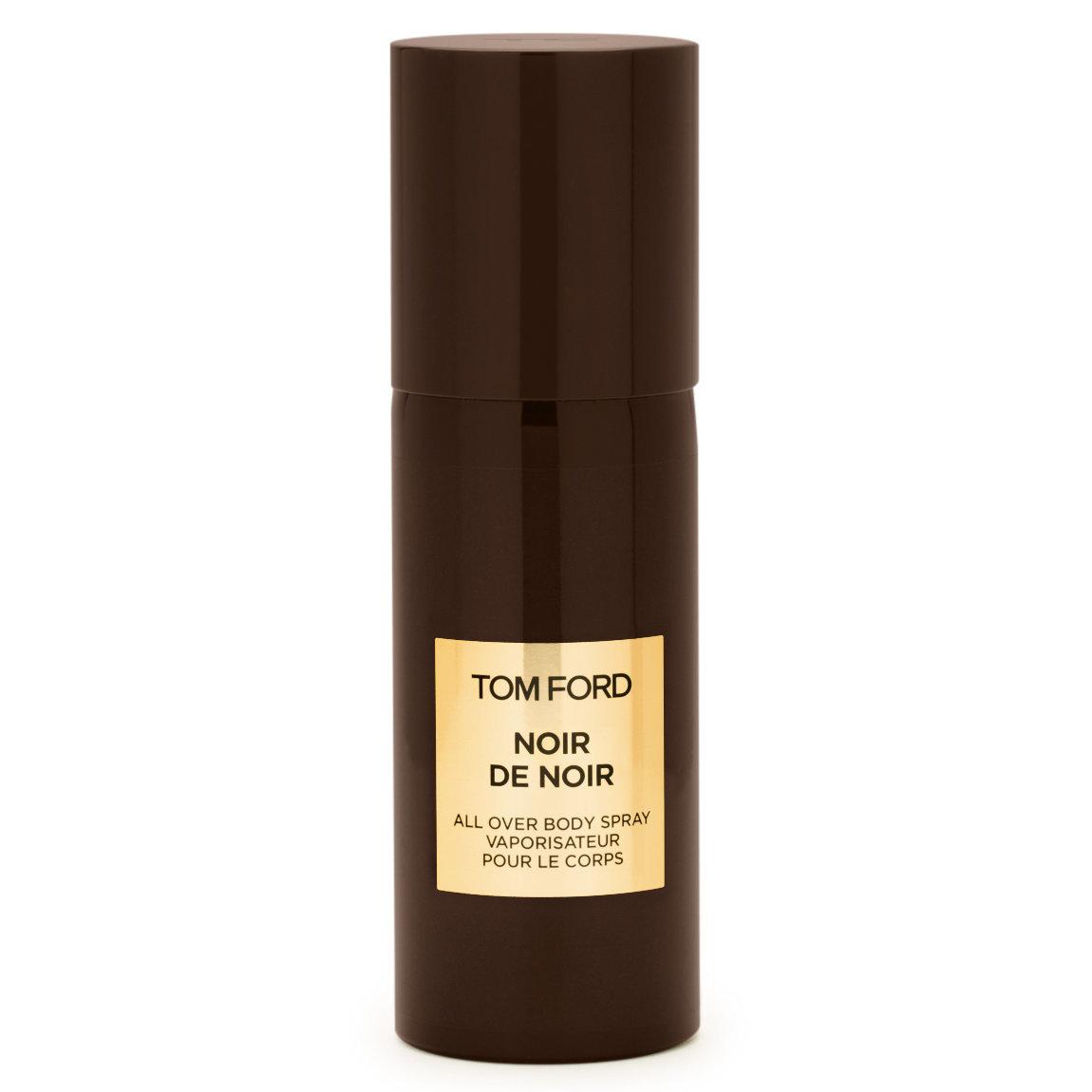 TOM FORD Noir de Noir All Over Body Spray product swatch.