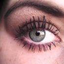 blue green eyes.