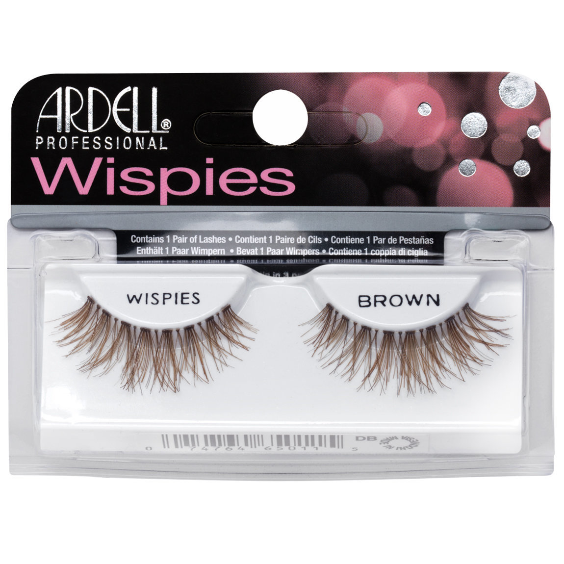 Ardell Wispies Lashes Brown