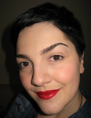 Another Red Lipstick on my hands, JUST LOVE IT!!!