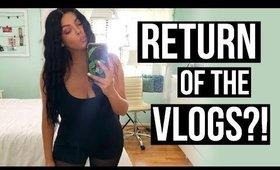 Am I really Vlogging again?!   SCCASTANEDA