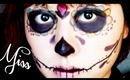 Miss Skull Makeup Tutorial