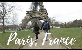 Eiffel Tower   Paris Vlog Day 3