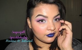 Sugarpill Sparkle Baby Review & Tutorial