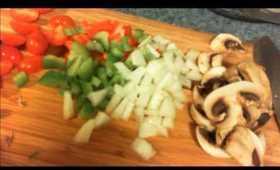 Healthy YOU: Santana's Veggie Stuffed Chicken