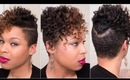 9| Natural Hair Style - Bantu Knot Out Tutorial [ Super Easy & Frizz Free ]