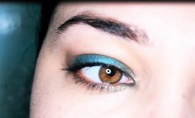 Green Makeup | Perfect for Brown / Hazel Eyes