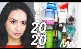 Skincare Project Pan 2020 —  INTRO (Rolling Year Long)