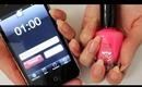 TAG: 1 Minute Nail Polish Challenge